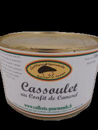 cassoulet confit de canard sud-ouest