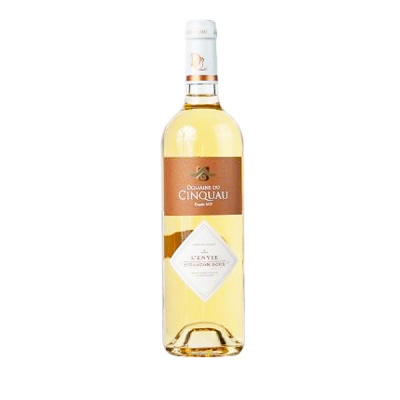 vin blanc l'envie