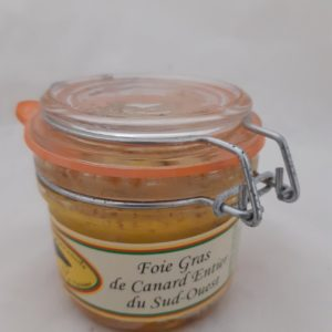 foie gras canard 180g