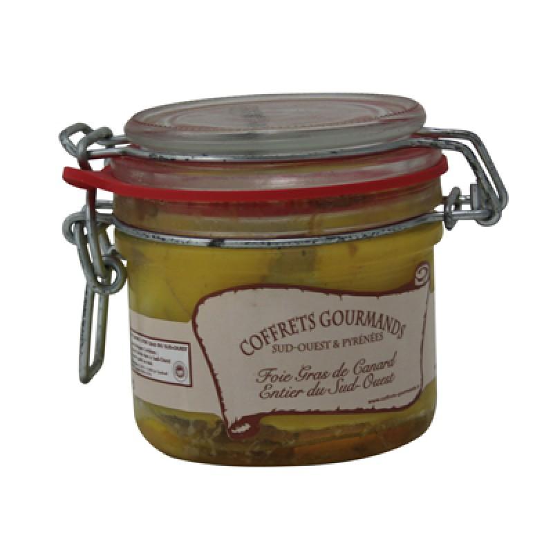 foie gras canard entier igp sud ouest