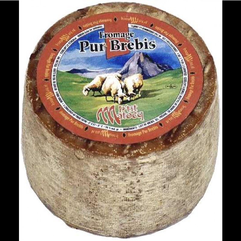 Fromage des Pyrénées pur Brebis