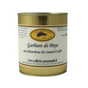 Garbure de Pays Manchons de Canard